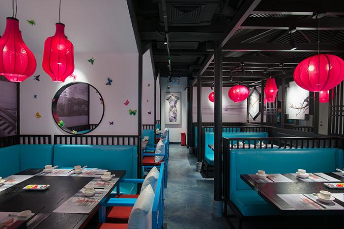 二小姐的店主题餐厅vi设计-1