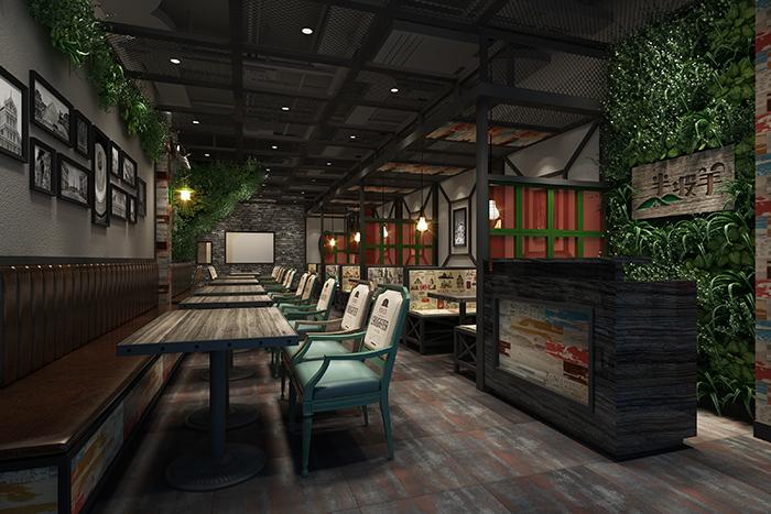 餐饮空间设计-1