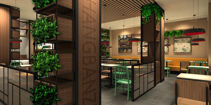 尚班族餐饮空间设计-1