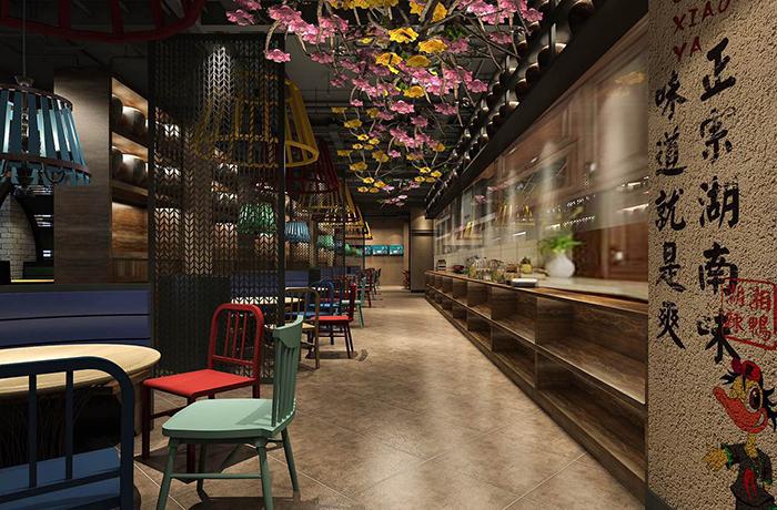 餐厅空间设计-2